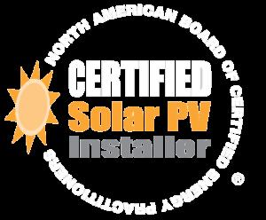 nabcep-solar-pv-installer