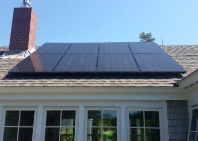 10.8kW Solar Installation- Wellfleet