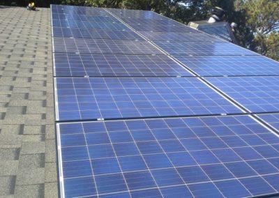 5kW Solar Installation-Wellfleet
