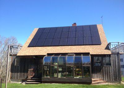 6.75kW Solar in Dennis