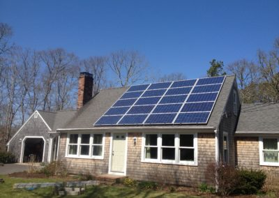 Solar Installation Falmouth