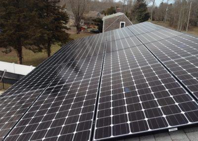 10.5kW Solar in  Bourne