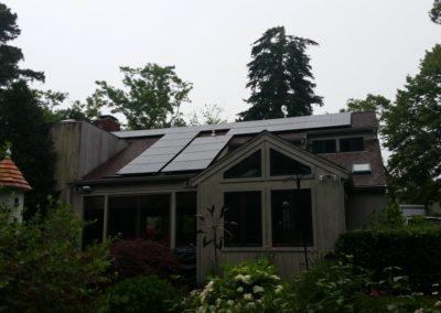 7.56kW Solar Installation