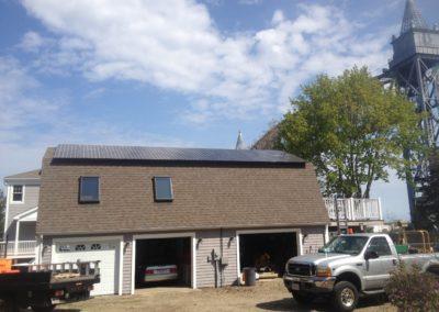 7.2kW Solar in  Bourne