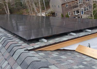 14.4kW Solar in Provincetown