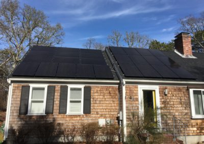 6.76kW Solar Installation-Brewster