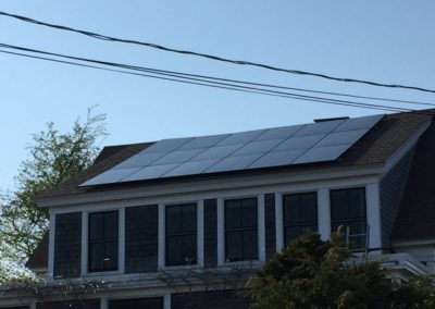 4.68kW PV Solar in Provincetown