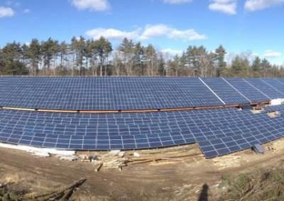 1 MW Solar Farm Acushnet