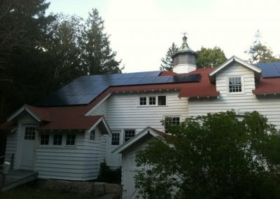 9.31kW Solar in Bourne