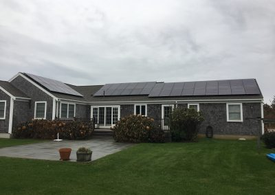 11.6kW Solar Installation