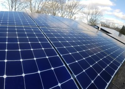 5.35kW Solar Installation- Falmouth