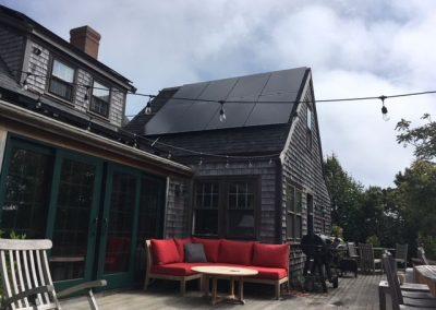 9.7kW Solar Installation
