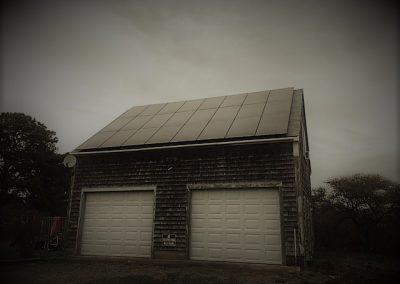 9.6kW Solar Installation