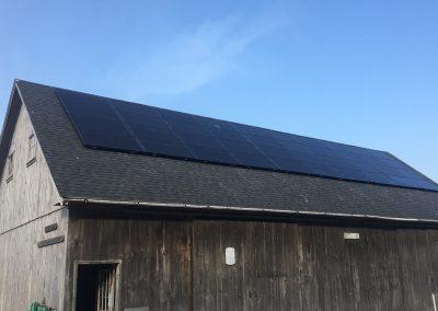 10kW Solar Installation