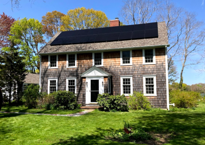 6.44kW Solar Installation