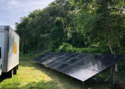 9.57kW Solar Installation