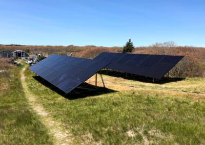 11.8kW  Solar Ground Mount Installation