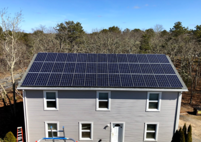 Solar Installation at National Golf Course