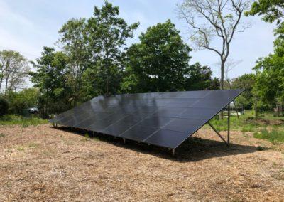 11.8kW Solar Ground Mount